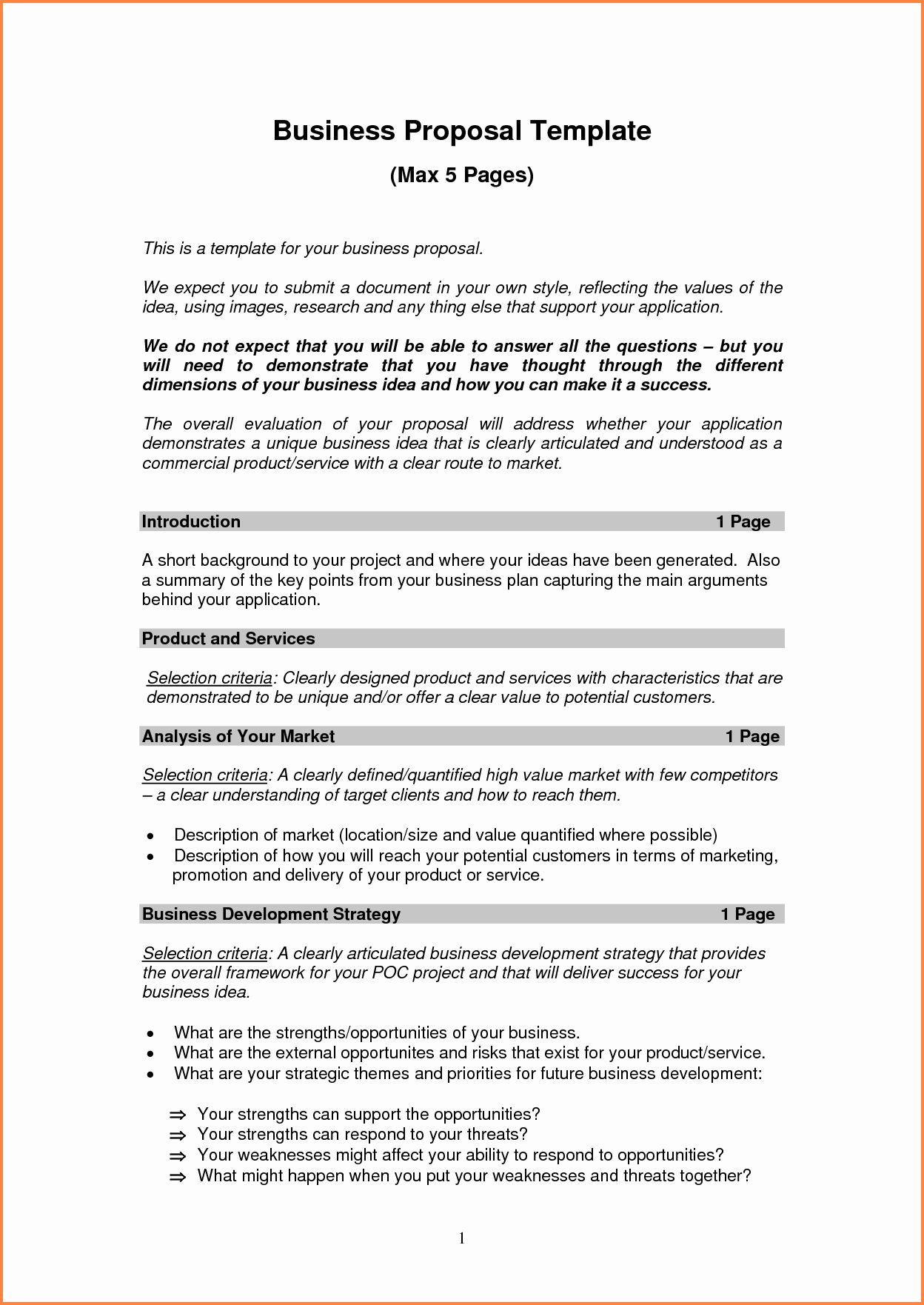 Business Loan Proposal Template In 2020 Business Proposal Sample