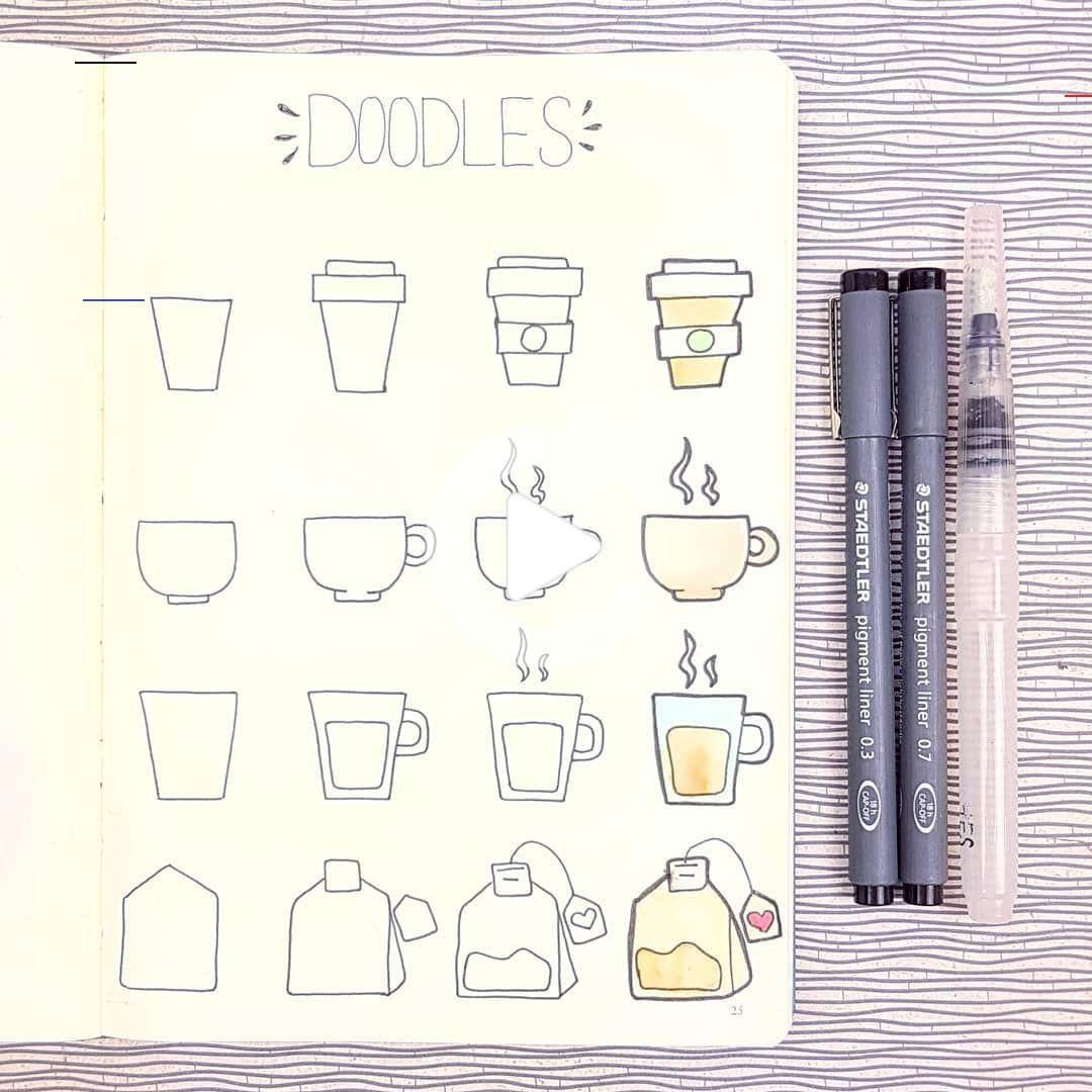 "Bullet Journal | Stickers on Instagram: ""[ENG below] [Werbung wegen Ve"