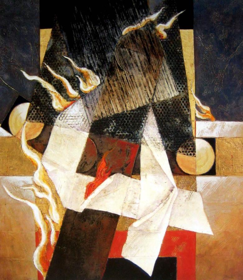 Leonard French Art Af Modern Art Artists Australian Artists