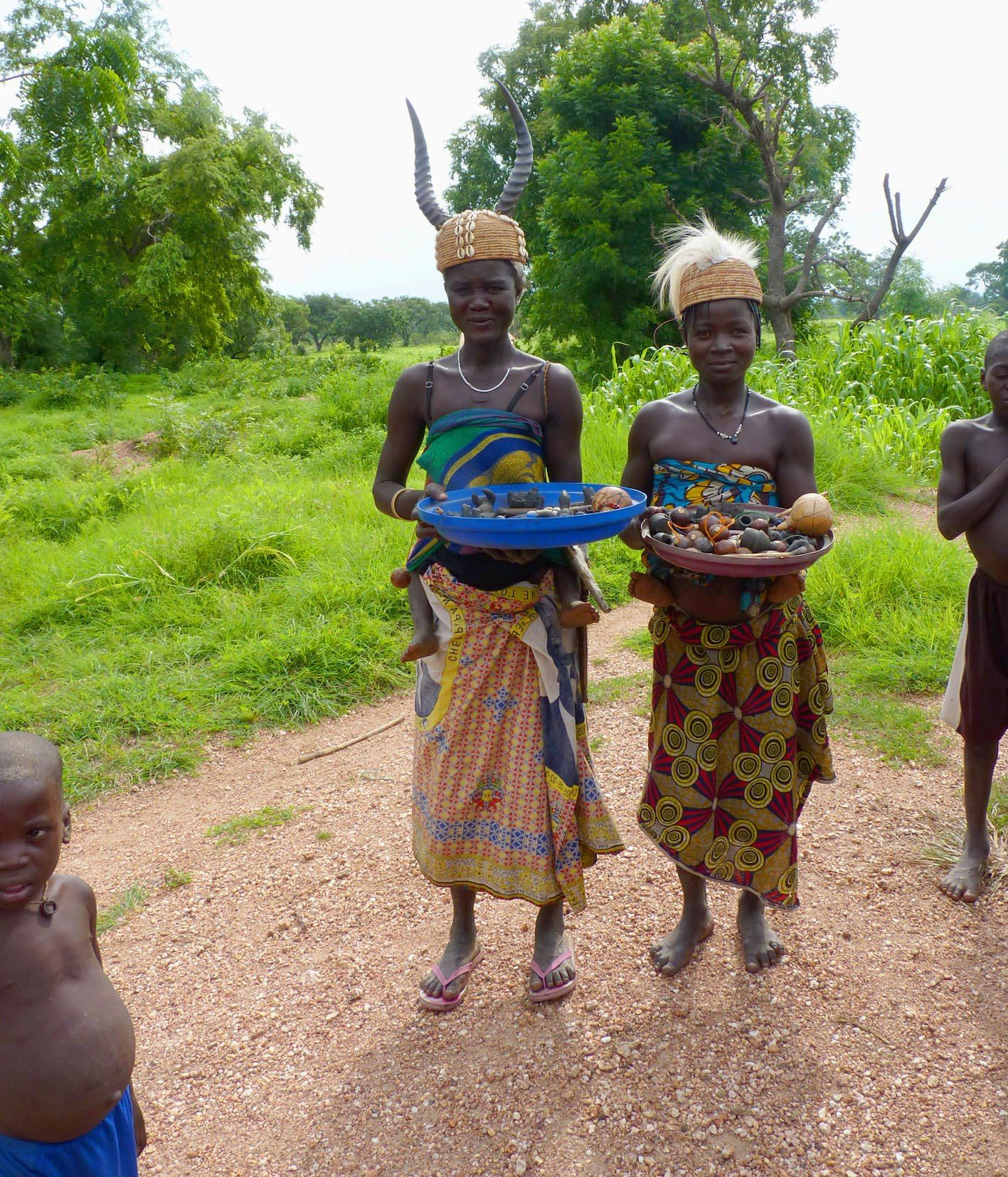 Femmes Tem Ankh Life Africa African Morocco