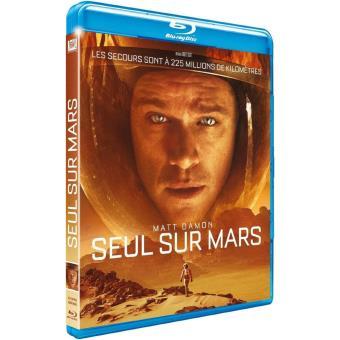 Seul sur Mars Edition spéciale Fnac Blu-ray + DHD #bluray