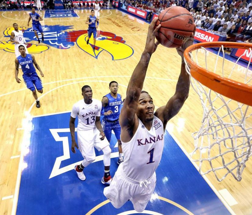 Selden amazing in win against Kentucky Big 12 vs SEC Ku