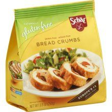 bread crumbs! Product Image | Schar bread, Gluten free ...