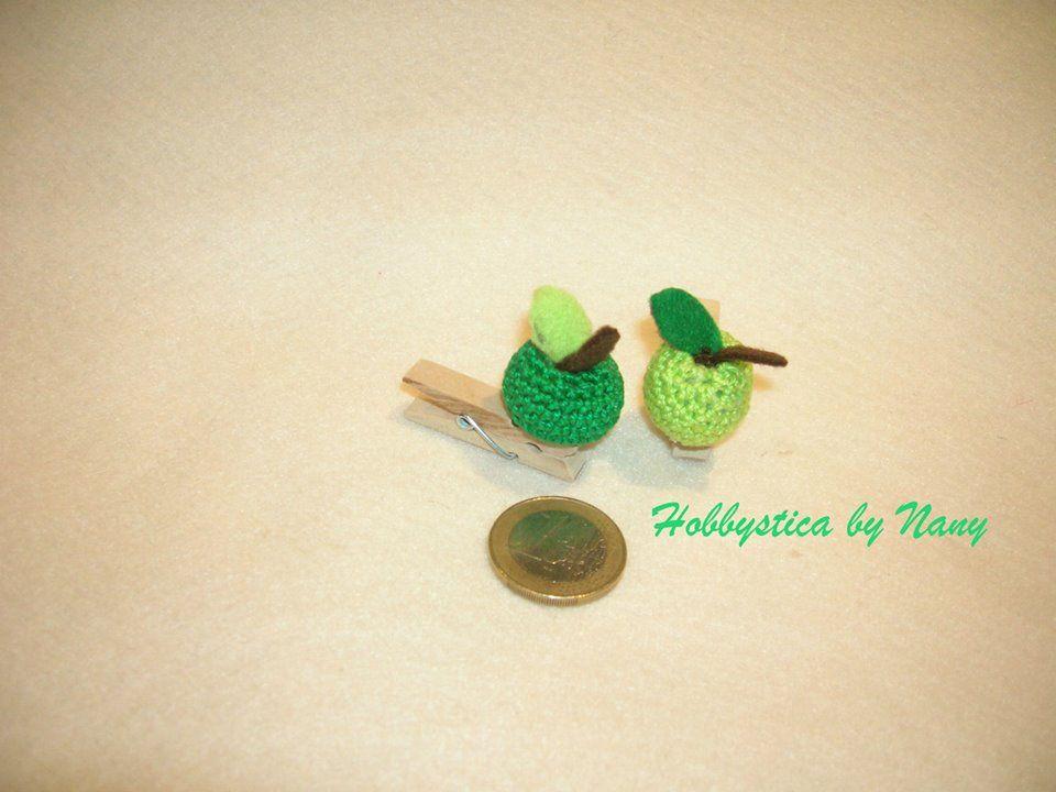 https://www.facebook.com/Hobbystica/ #madeinfacebook #lemaddine #handmade #handcrafted #handmadeitaly #crochet #wedding #favor #confetti #hobbysticabynany #instagood #picoftheday #instahandmade #instagram #instapic #instacool #photooftheday #instagood #bomboniera #mela #apples