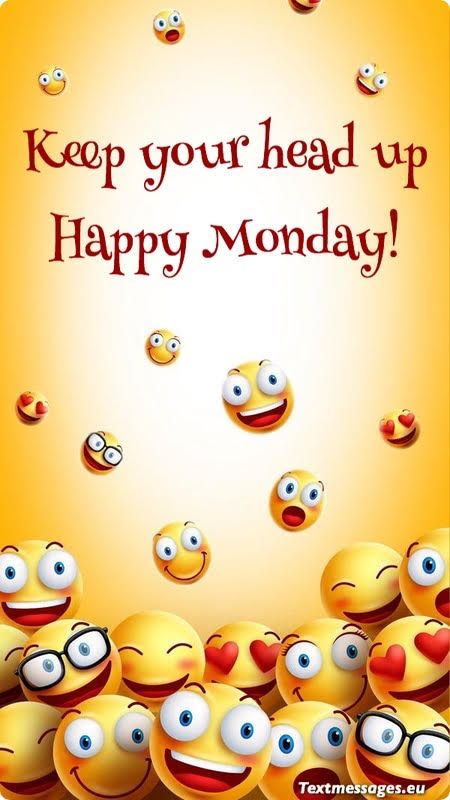 Happy Monday Quotes And Messages | Text Messages