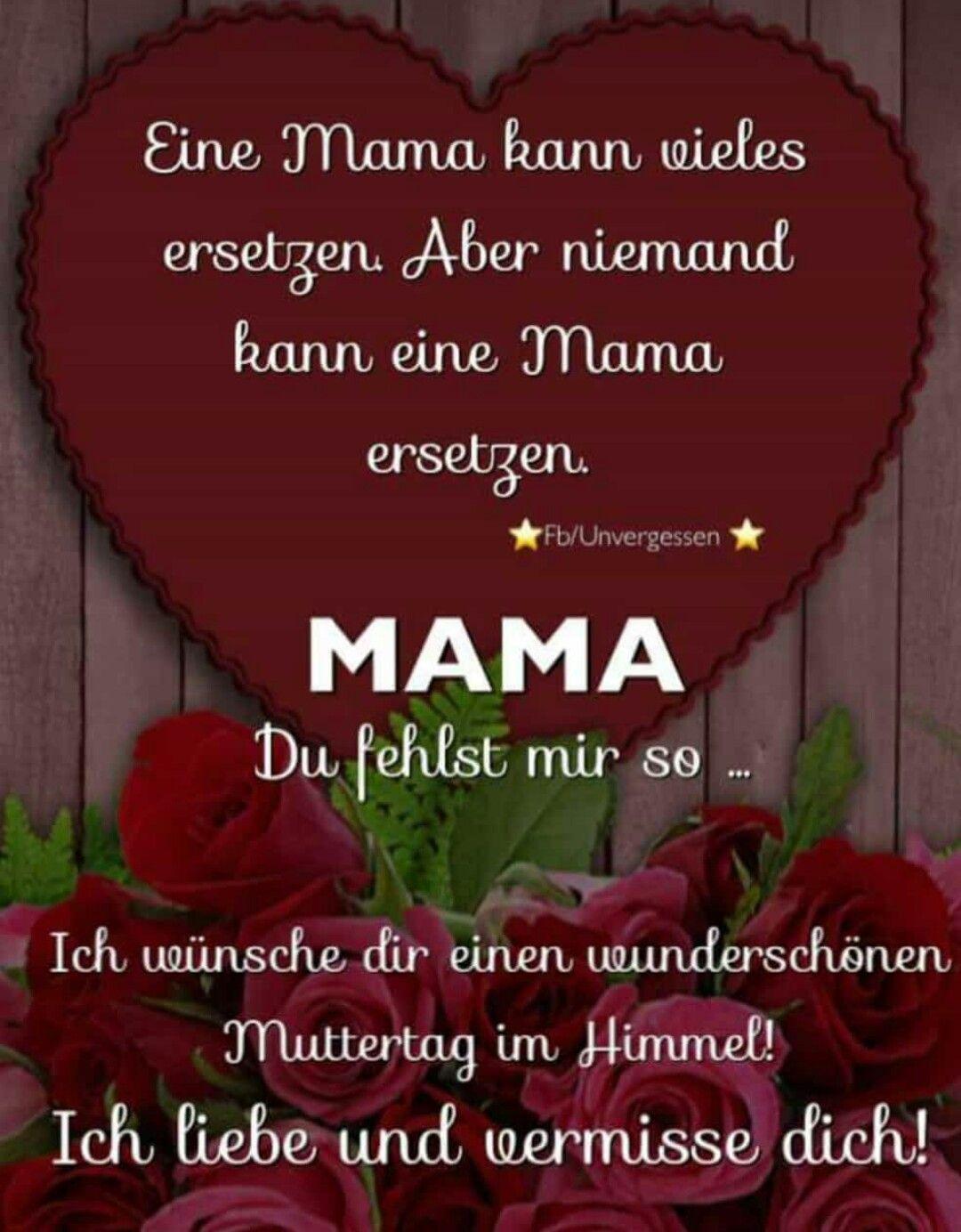 Pin von Bebi auf Mama | Muttertag im himmel, Geburtstag im
