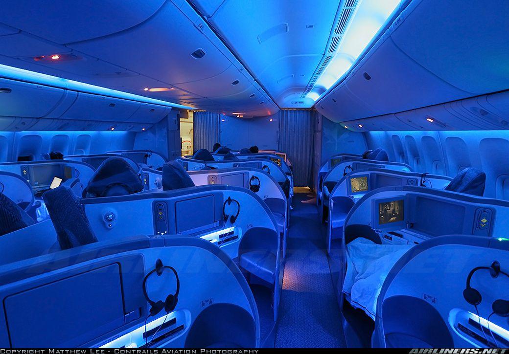 Air Canada Boeing 777-233/LR Business Class | Boeing 777 ...