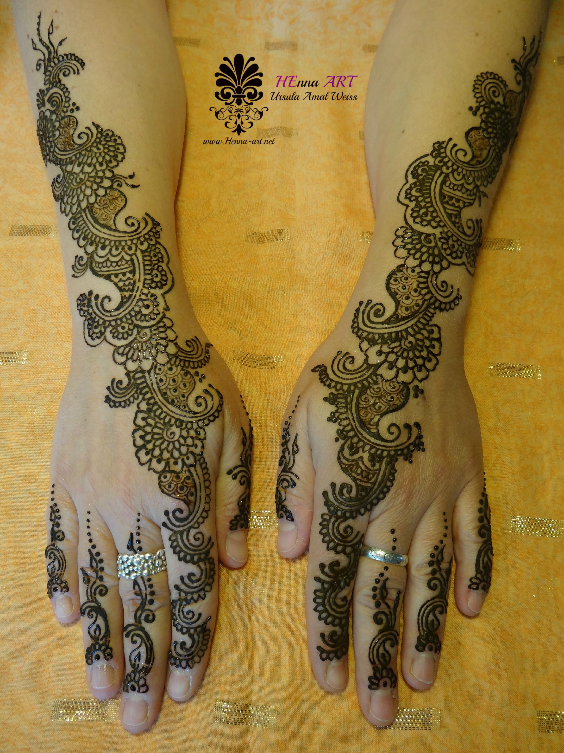 Henna Tattoo Kaufen Basel: A Henna For A Nice Lady Who Wanted To Treat Herself Nice