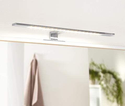 59,95 € Mit zwölf integrierten LEDs rückt diese Lampe