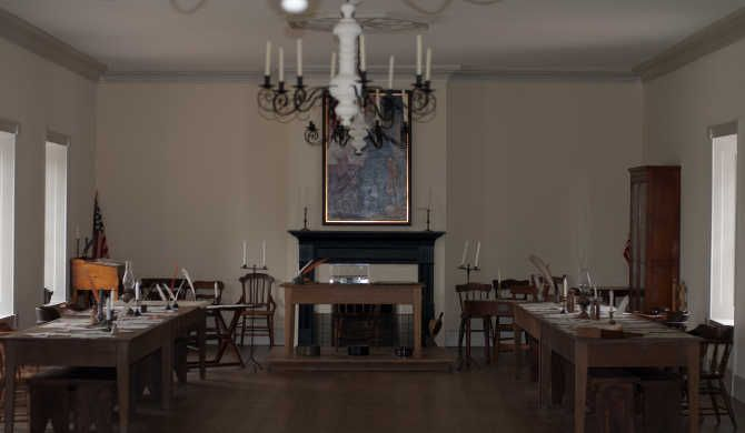 Get more information about the Colton Hall on Hostelman.com #unitedstates #museum #landmark #travel #destinations #tips #packing #ideas #budget #trips