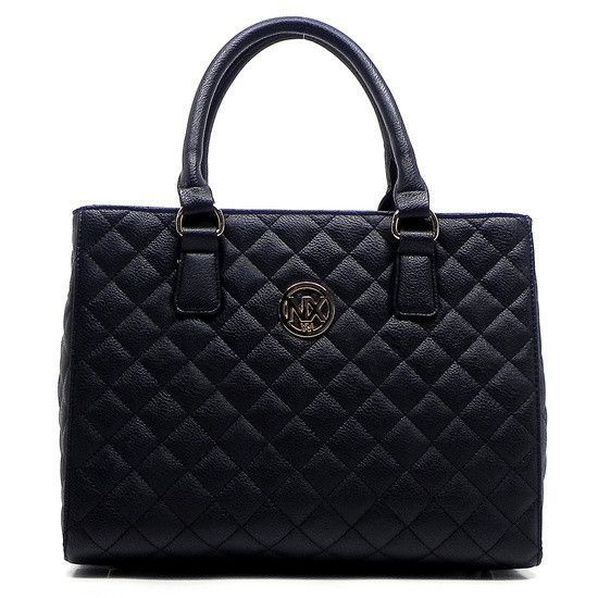 NX Quilted Box Tote