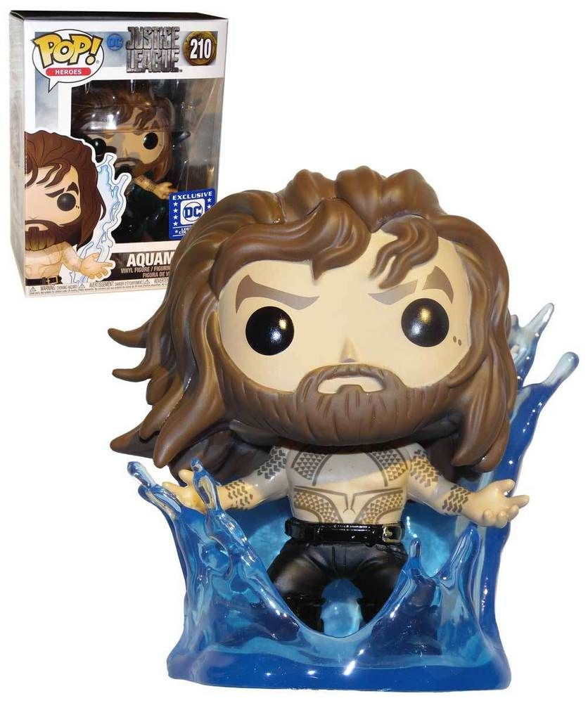 Aquaman Funko Pop Pops Pinterest Muñecos Pop Figuras Pop Y