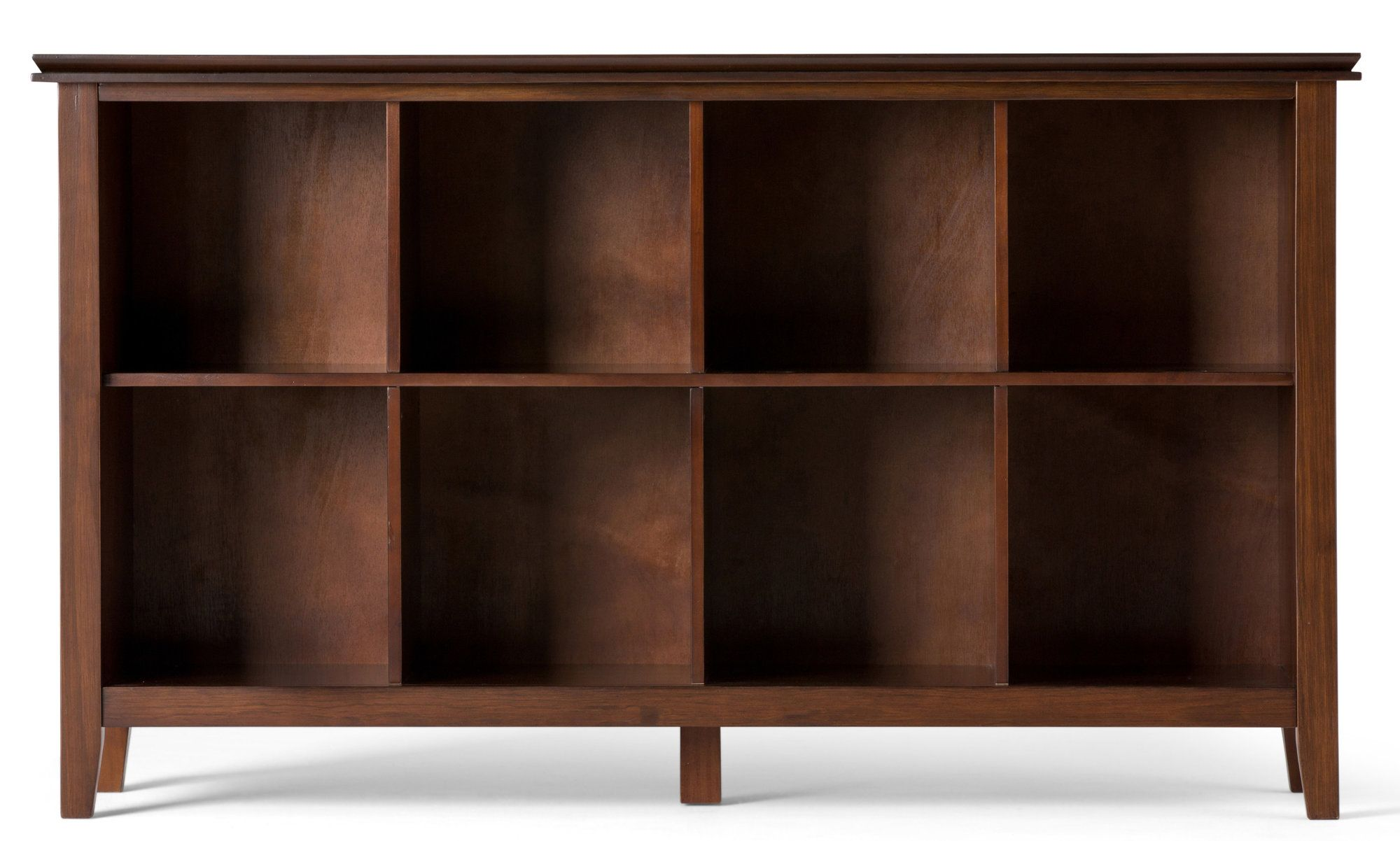 Peterson 33 Cube Unit Bookcase Sofa Table With Storage Cube