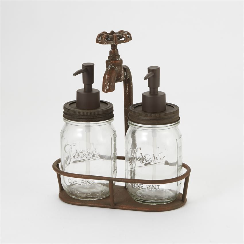 Water Spout Soap Caddy | | bleuspruce.com | | Pinterest | Water ...
