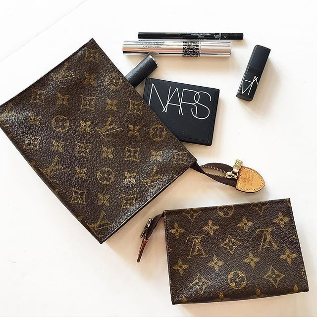 57995d58a86f Louis Vuitton toiletries pouch 15 and 19