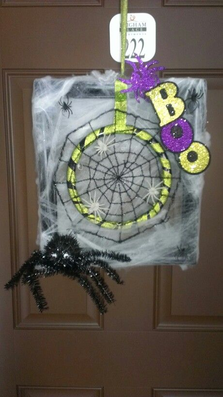 Made this for halloween out of di supplies and the dollar store It