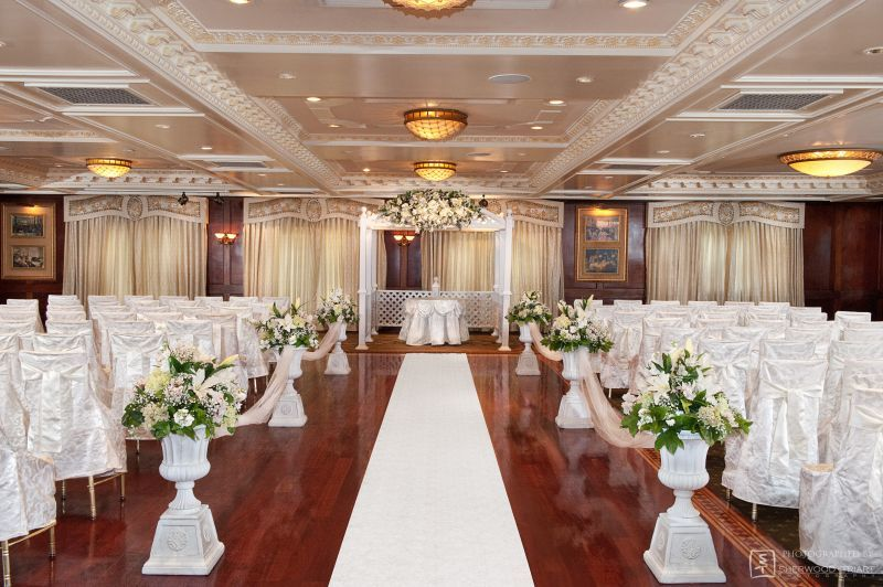 Wedding Ceremony At Westbury Manor In Ny Weddingceremony