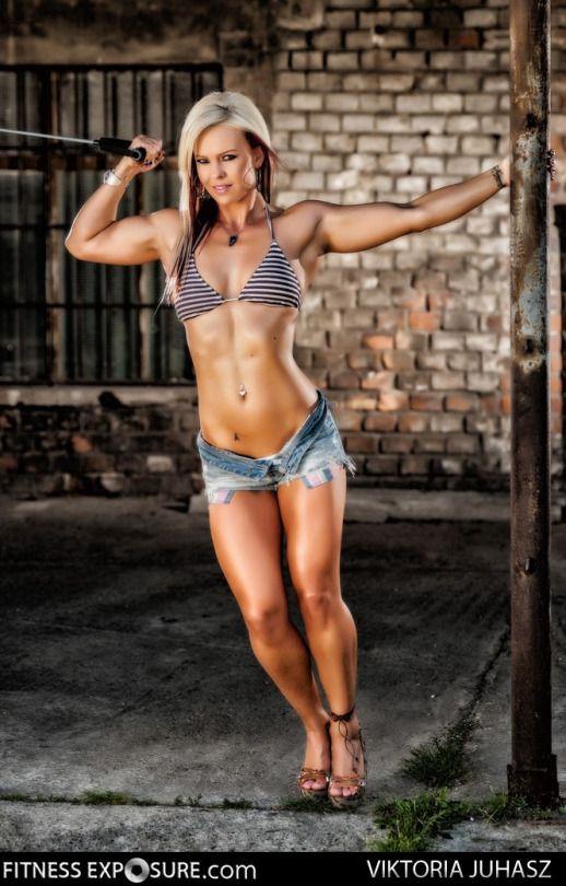 Girl bikini model interview
