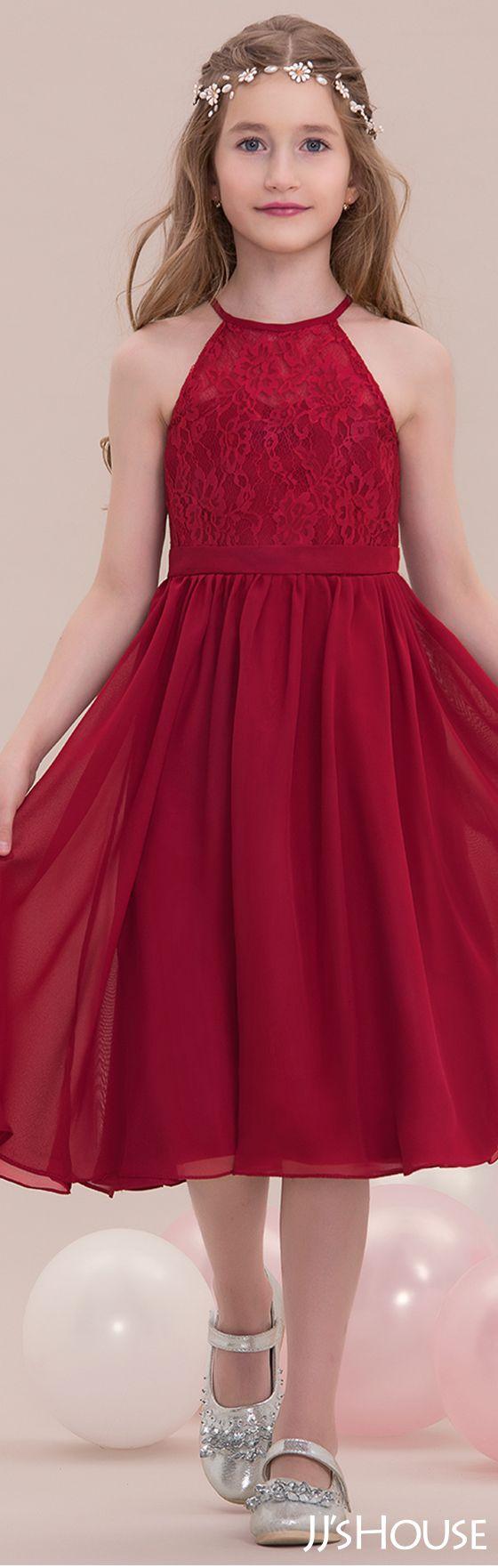 What an amazing dress! #Junior #Bridesmaid | SHARIEL | Pinterest ...