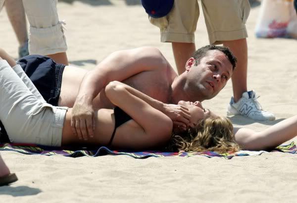 Aniston jennifer nude vaughn vince