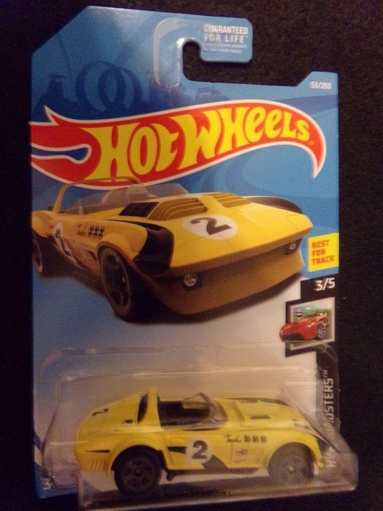 Corvette Grand Sport Roadster By Hot Wheels HotWheels
