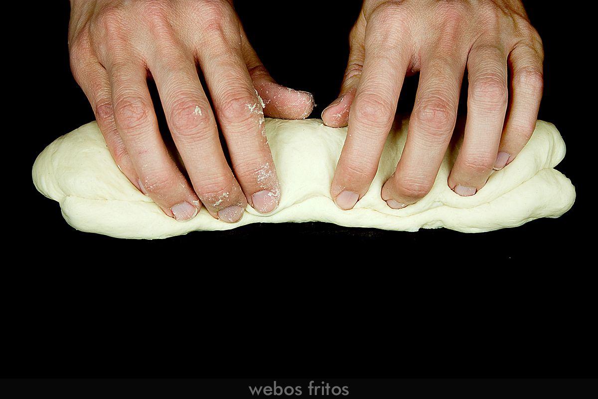 Dar forma a las baguettes