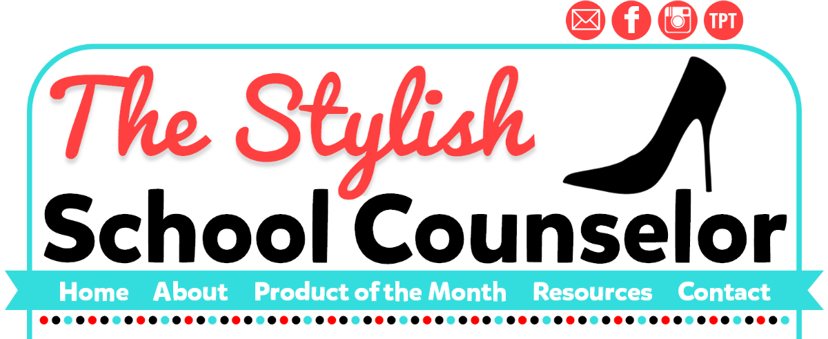 The Stylish School Counselor blog School counselor