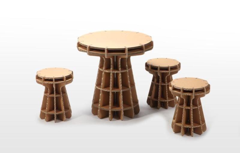 Tsuchinoco kids muebles y juguetes de cart n monkeyzen hazlo tu mismo diy pinterest - Hazlo tu mismo muebles ...
