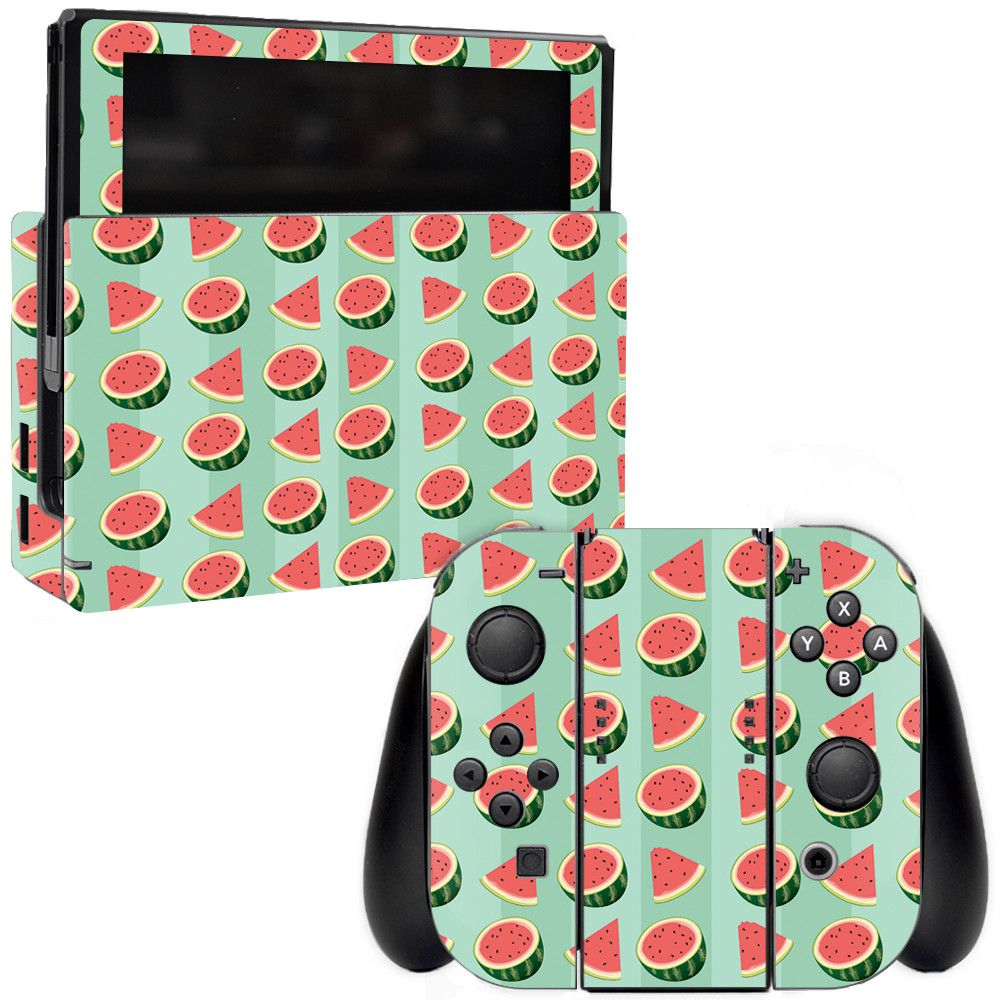 Pin by MightySkins com on Nintendo Skins | Watermelon patch