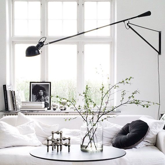 Flos 265 Wall Lamp Minimalist Home Interior Home
