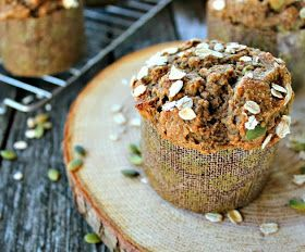 Wholehearted Eats : Pumpkin Harvest Muffin