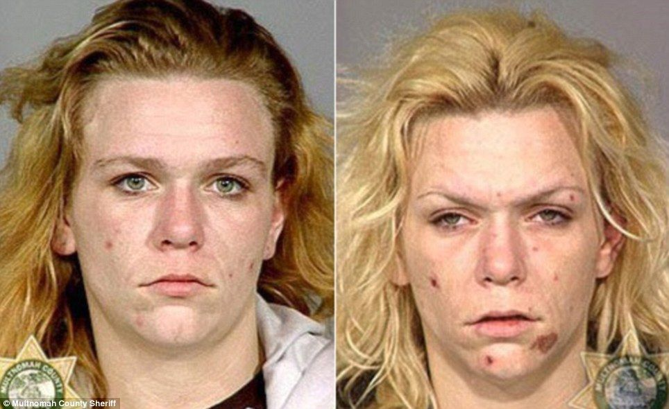 Famous Celebrity Crystal Meth Addicts and ... - Ana Reisinger
