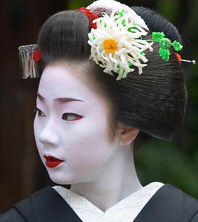 geisha maiko geisha pinterest. Black Bedroom Furniture Sets. Home Design Ideas
