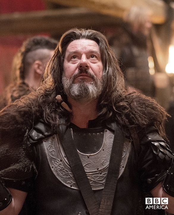 Last Kingdom Guthrum Feared Warrior Whose Heart Belongs To One Person Mama The Last Kingdom Bbc Two Historical Drama
