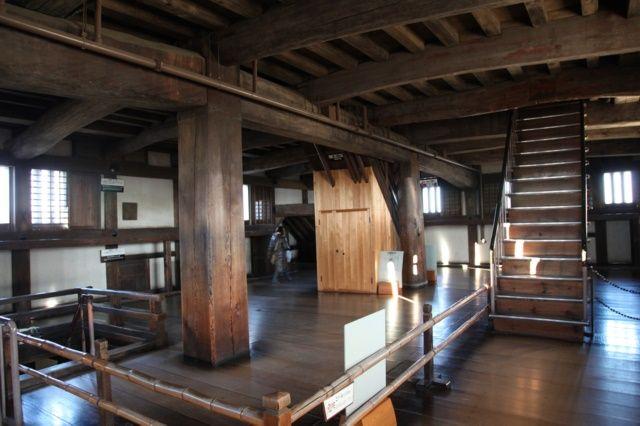 Himeji Castle Interior Japan Musings Castle Collection