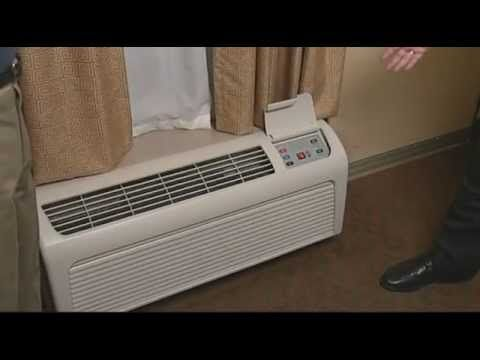 Amana 9000 Btu 425 Sq Ft 230 Volt Ptac Air Conditioner With Heater