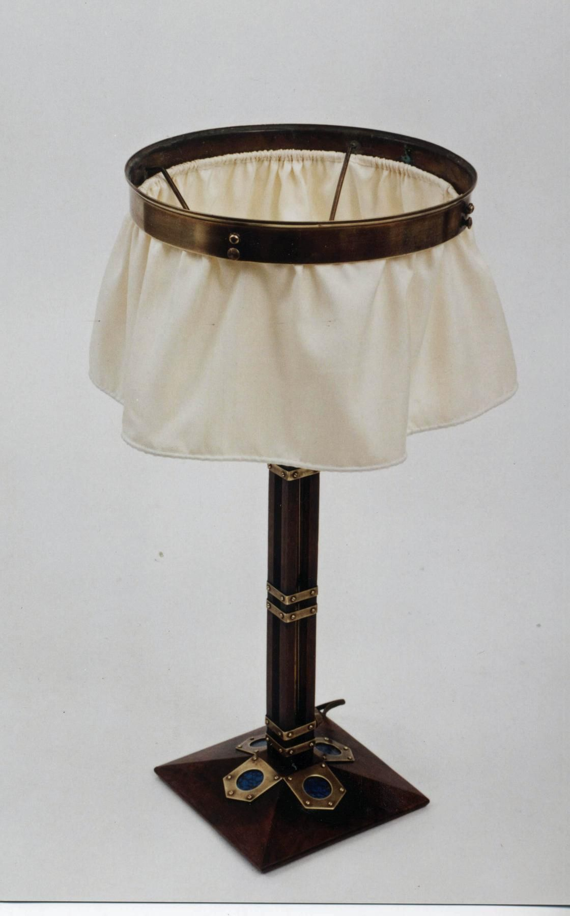 Gustave serrurier bovy 1858 1910 table lamp mahogany brass gustave serrurier bovy 1858 1910 table lamp mahogany brass geotapseo Choice Image