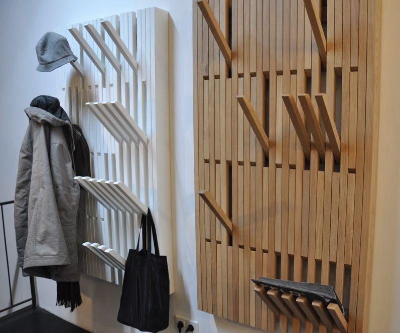 piano garderobe h1450 x b410 mm buche wei lackiert. Black Bedroom Furniture Sets. Home Design Ideas