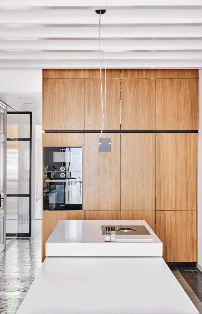 Gallery Of Apartment In Gracia / Kahane Architects + Maria
