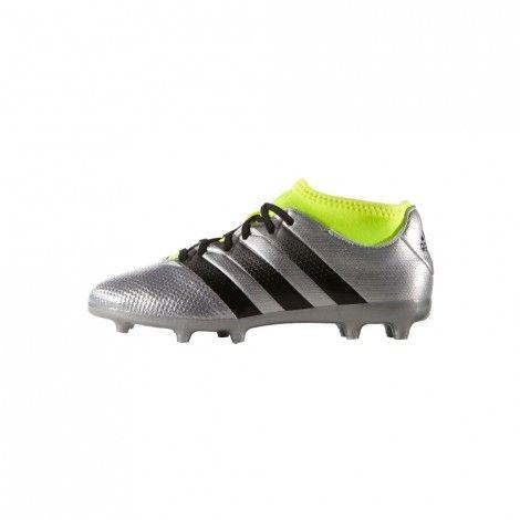 De @adidas #Ace 16.3 Primemesh FG/AG junior #voetbalschoenen kunnen op #kunstgras en #natuurgras worden gebruikt.