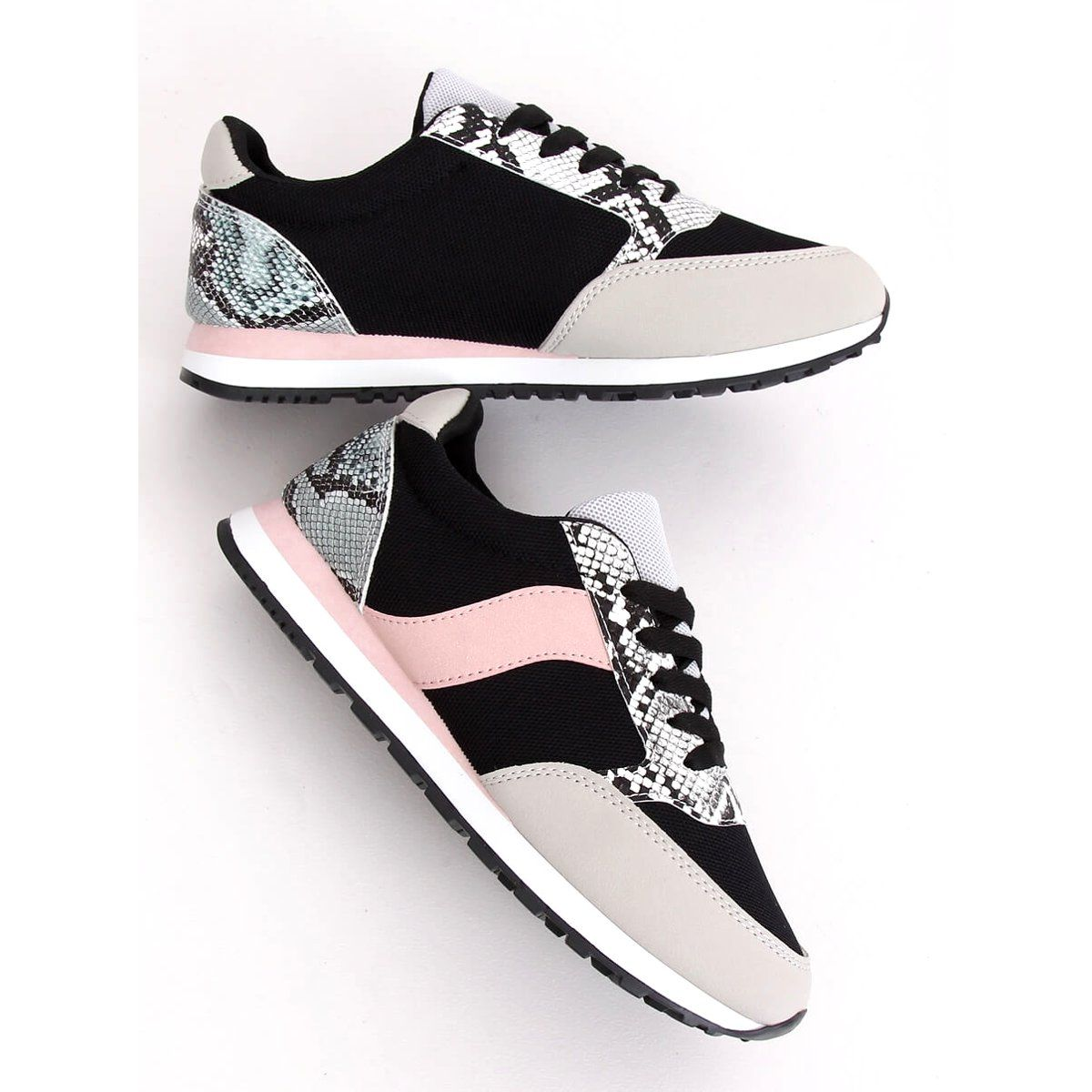 Buty Sportowe Damskie Bl203 Black In 2020 Vans Old Skool Sneaker Vans Sneaker Sneakers