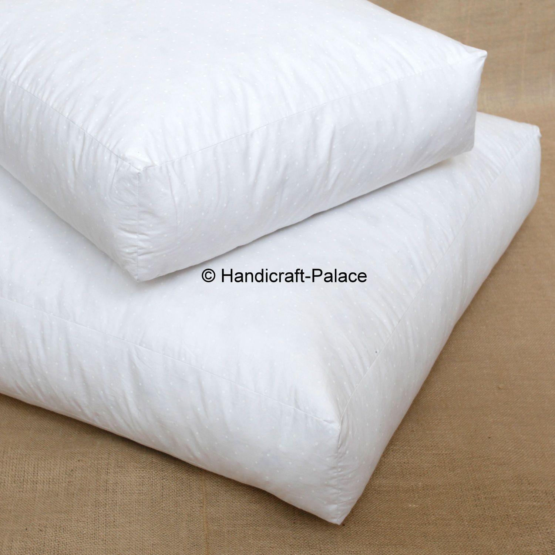 Indian square Floor Pillow Mandala Sham Inner Insert Large Pouf ...