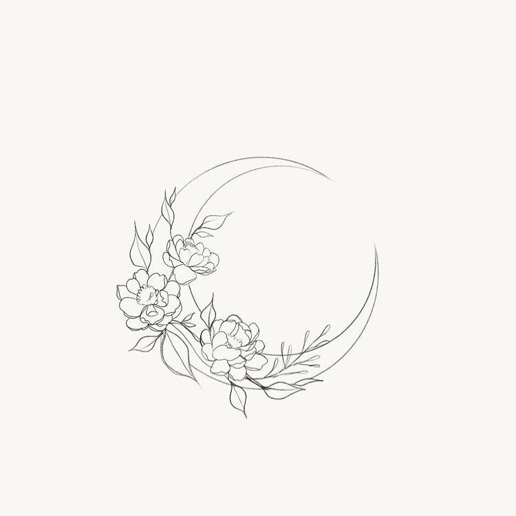 Moon and flowers #tatuaggi #tattoo #tattoos #tatuaggio #ink #inked #art #tattooink #italy #tattooed #instatattoo #tattooshop #tatuaje #tattooart #instagram #picoftheday #traditionaltattoo #tattooartist #milano #italia #inkstagram #love #tattoolife #italiantattooartist #roma #tattoostudio #instagood #realistictattoo #tattoosnob #insta
