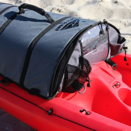 Kayak Deck Bag And Catch Cooler S2s Insulated Fish Back