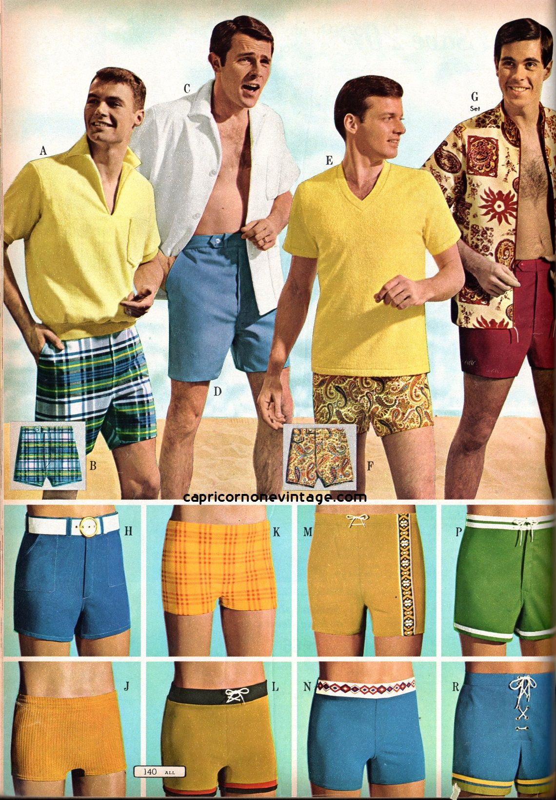 Pin By Katie Anna On Vintage Menswear 1960s Fashion Mens Men S Swimsuits Vintage Mens Fashion