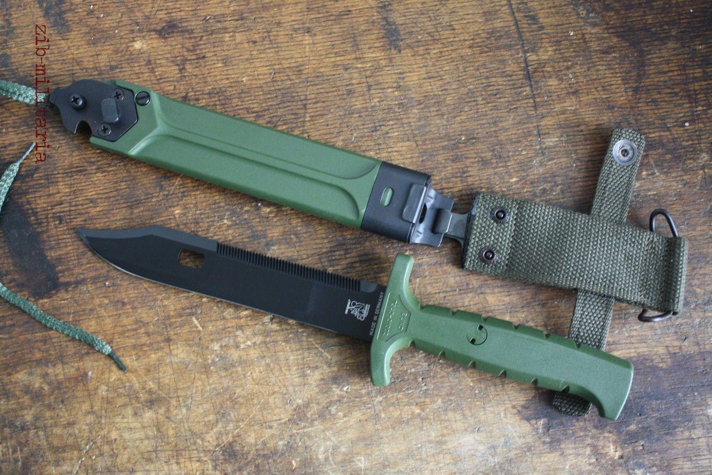 M7 Bayonet Knuckle Grip