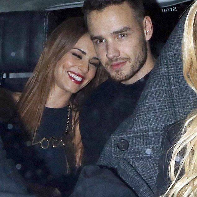Liam dating judge 8