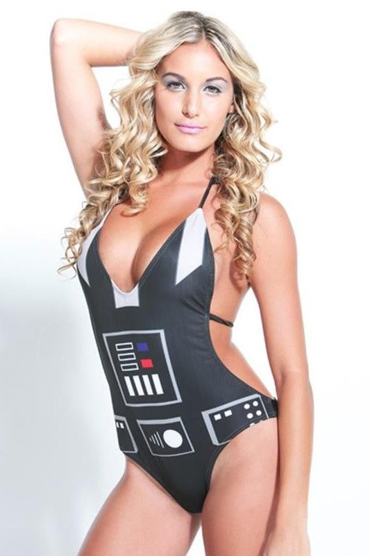 69f267b390 Lila Nikole Bathing Suit - Darth Vader Get your Star Wars fix in this  ultra-sexy swimsuit from Lila Nikole s special collection. Just like the  much-adored ...