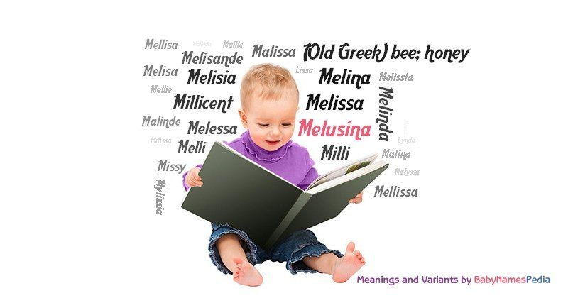 Meaning of the name Melusina | Names | Baby names, meanings, Names