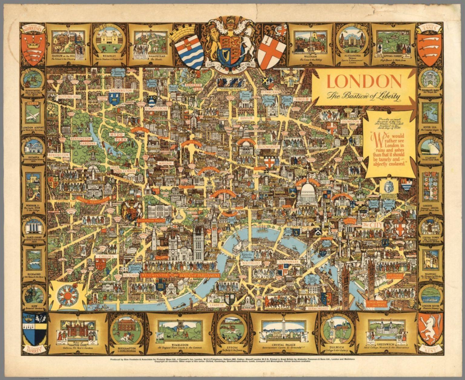 London The Bastion of Liberty David